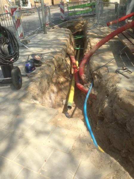 Foto: Gasleidingen